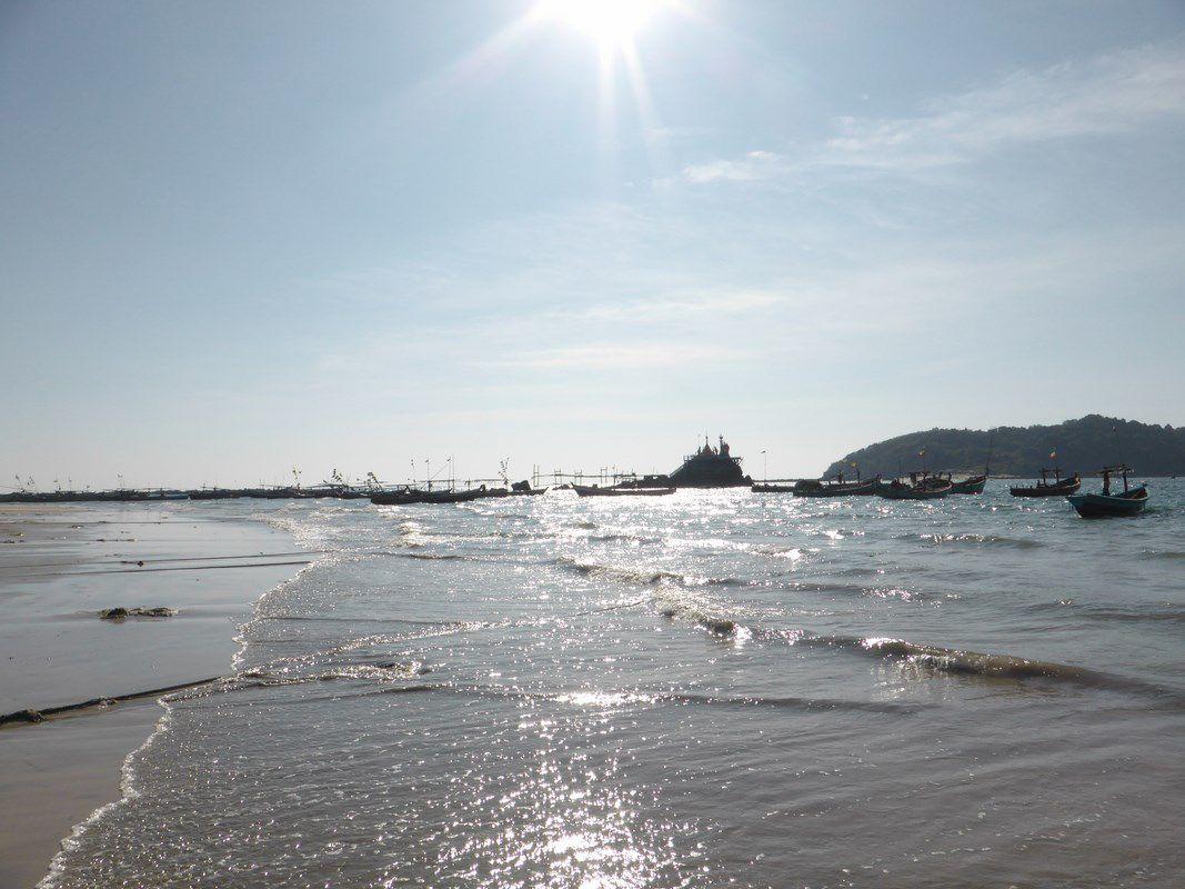J14 - Ngapali Beach