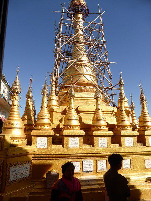 J8 - Mont Popa et Bagan