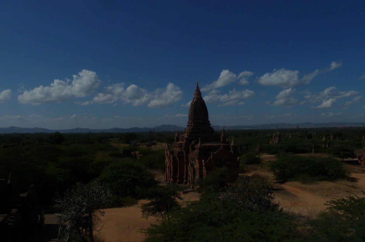 J6 - Bagan et ses multiples temples