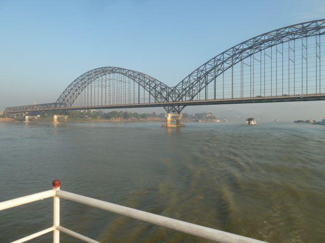 J5 - Descente de l'Irrawaddy