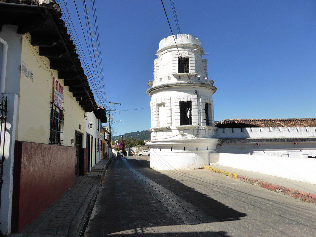 J12 - San Christobal de las Casas