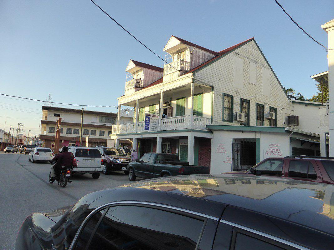 J16 - Belize