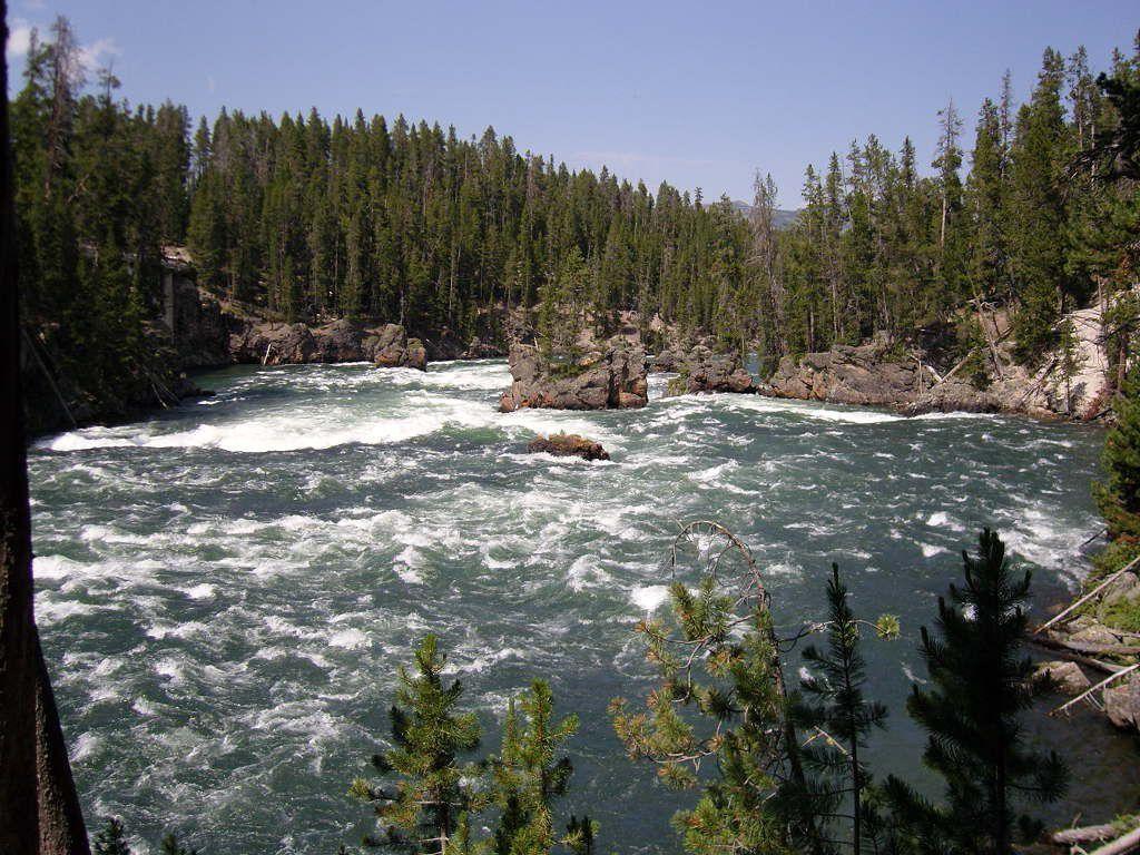 J3 - Yellowstone