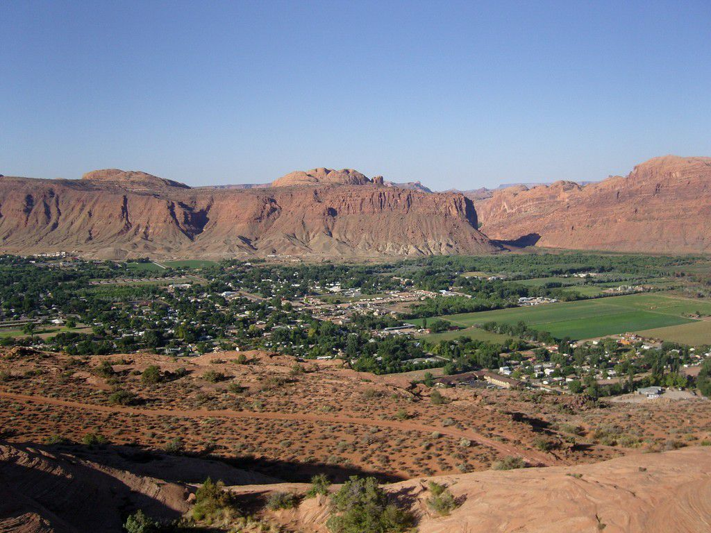 J15 - Moab, the Slick RockTrail