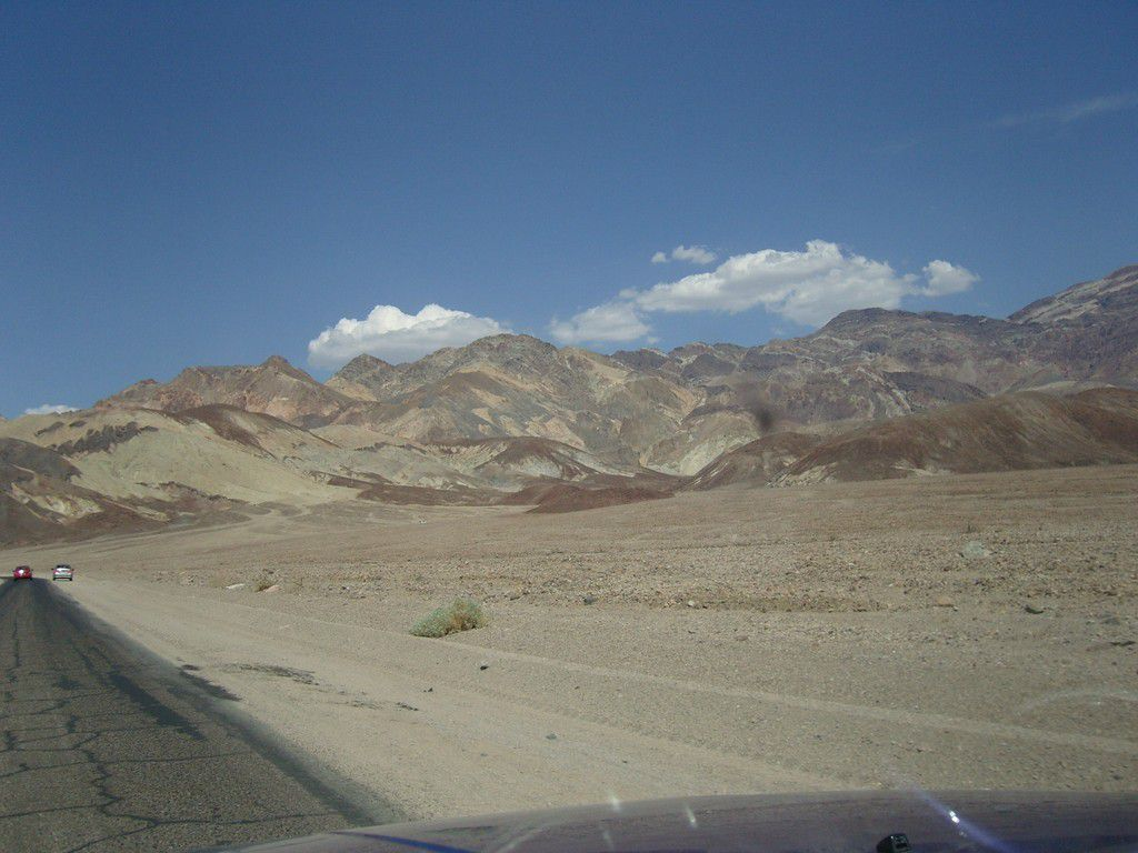 J20 - Death Valley et Shoshone
