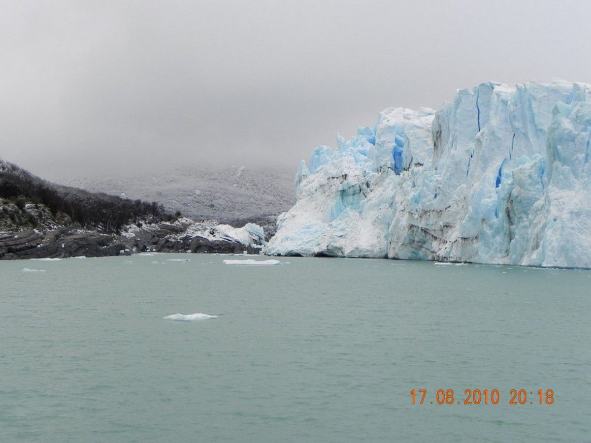J37 - Los Glacieres