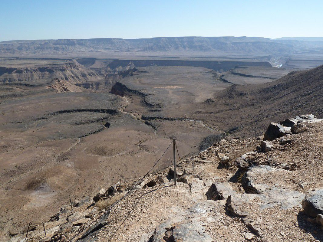 J8 - Fish River Canyon