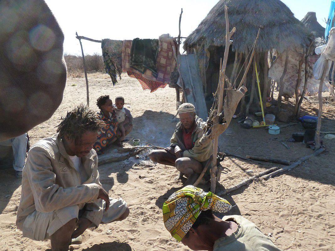 J26 - Tsumkwe, chez les san