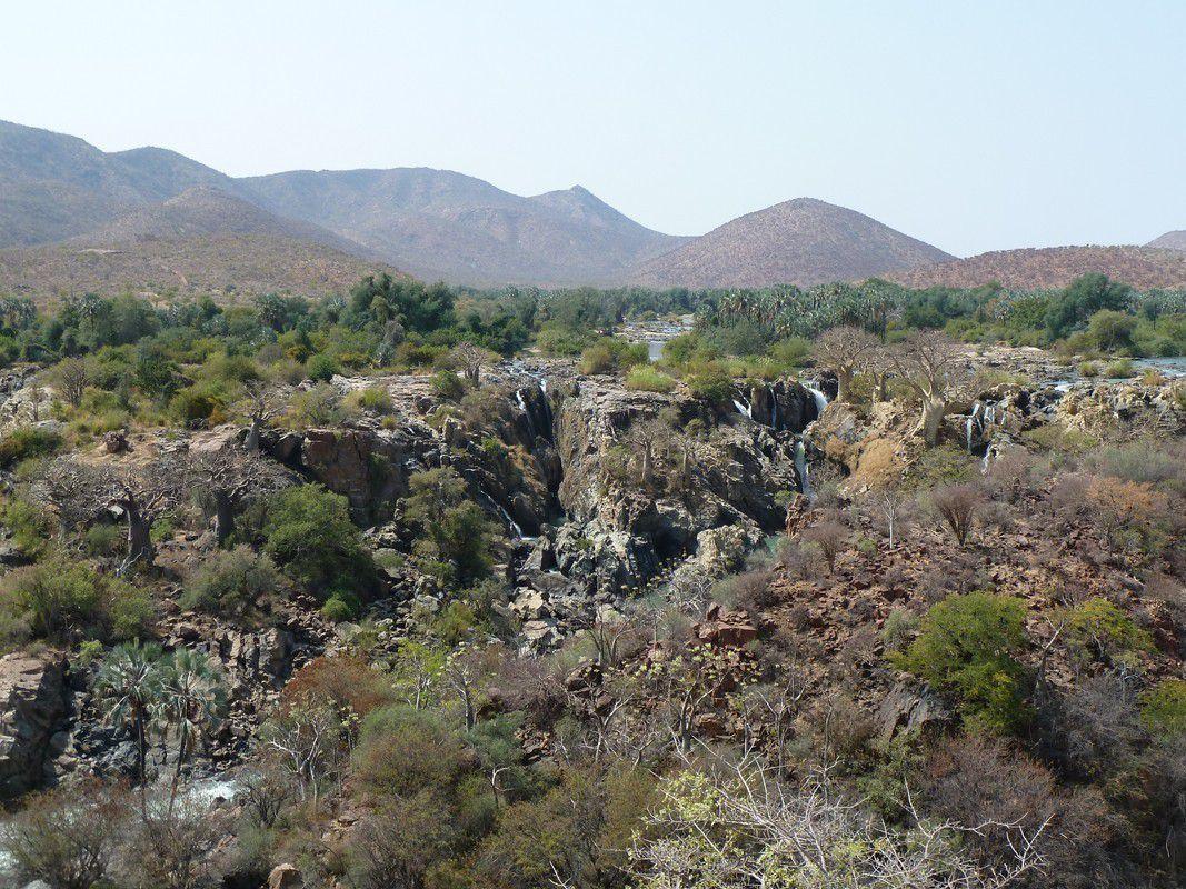 J19 - Epupa Falls