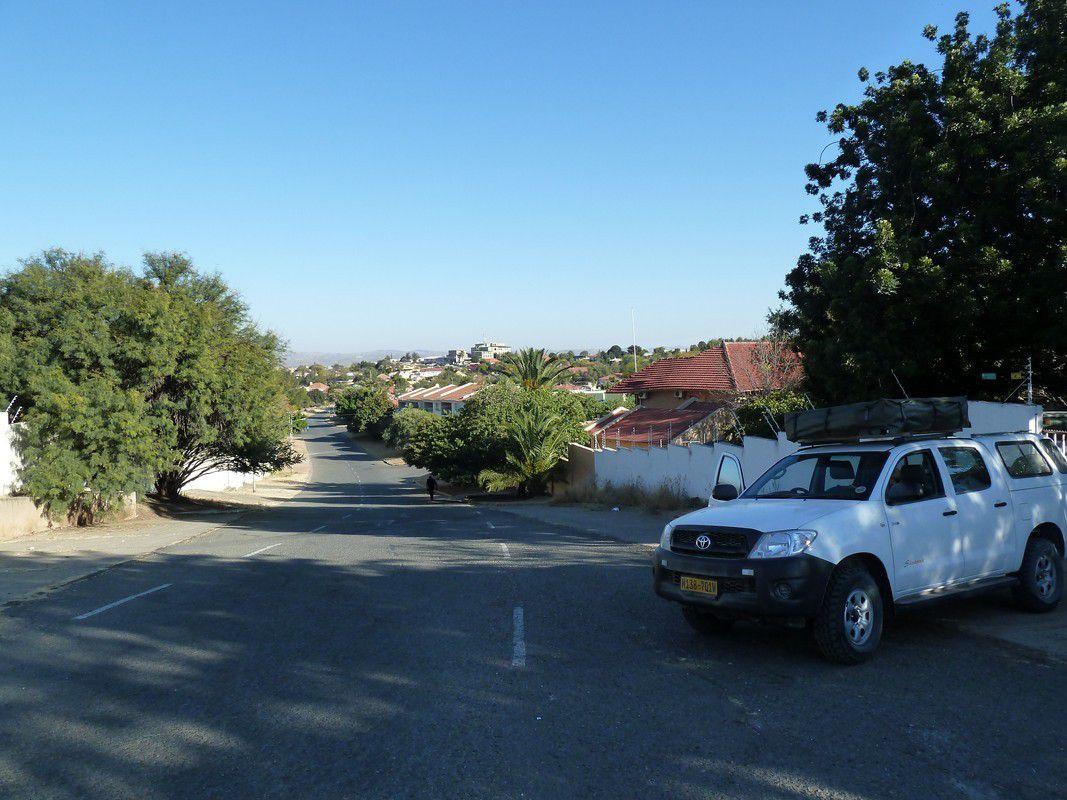 J13 - Windhoek