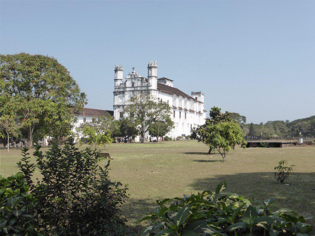 Mardi 26 décembre 2017 – J6 - Old Goa