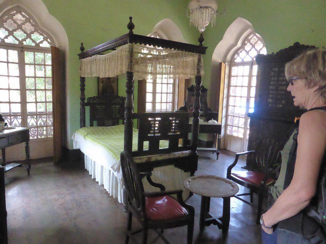 Mercredi 27 décembre 2017 – Les vieilles maisons indo-portugaises