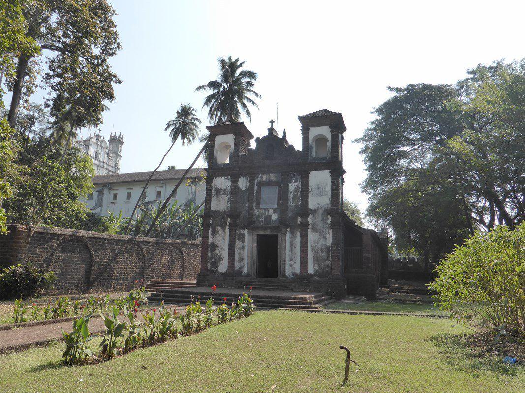 J6 - Old Goa