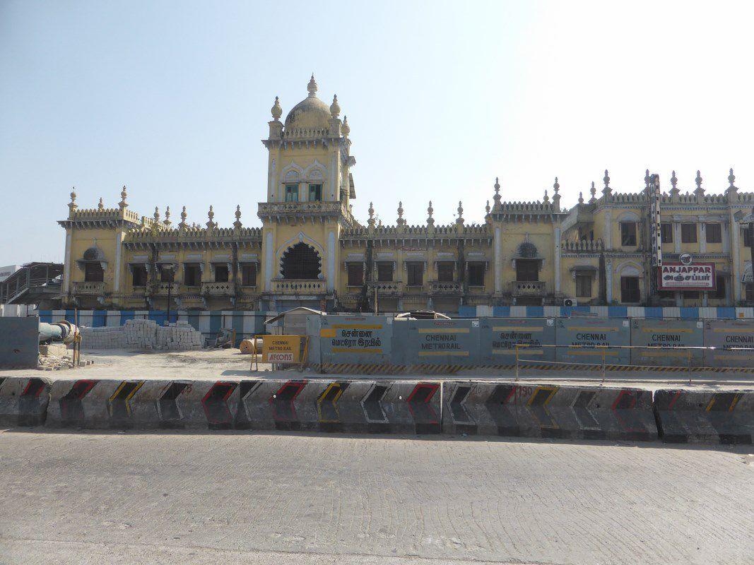 Dimanche 7 janvier 2018 – J18 – Chennai (Madras)