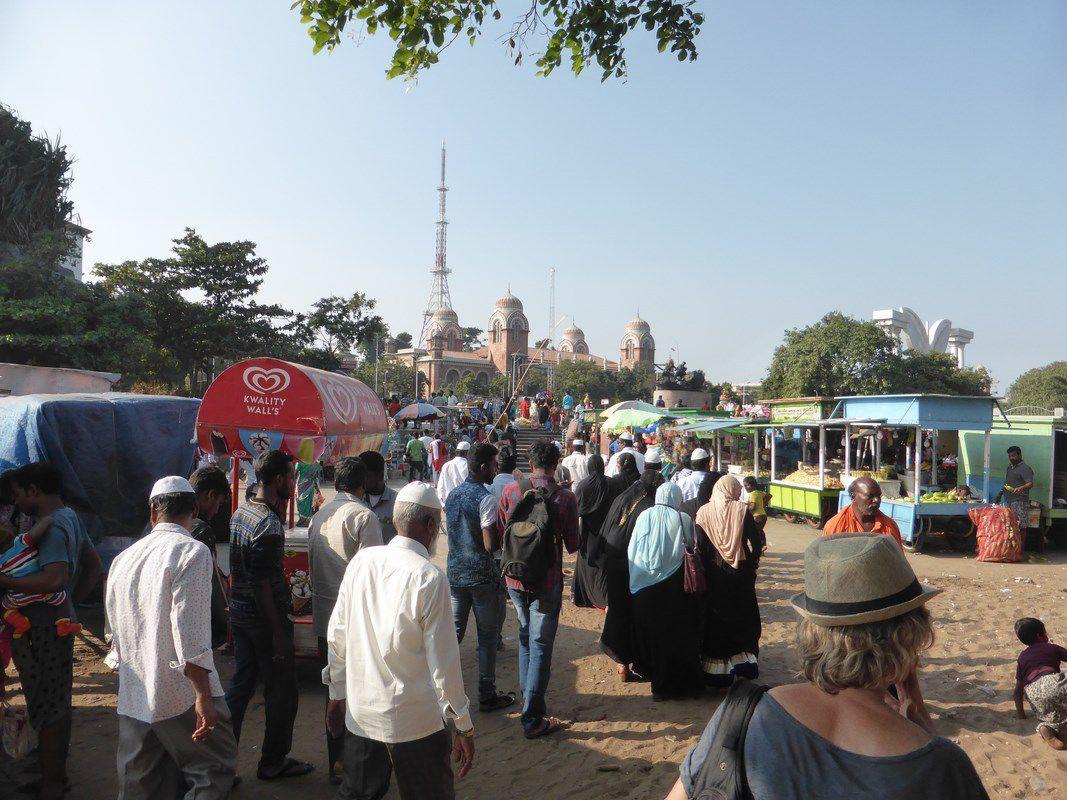 J18 - Chennai (Madras)