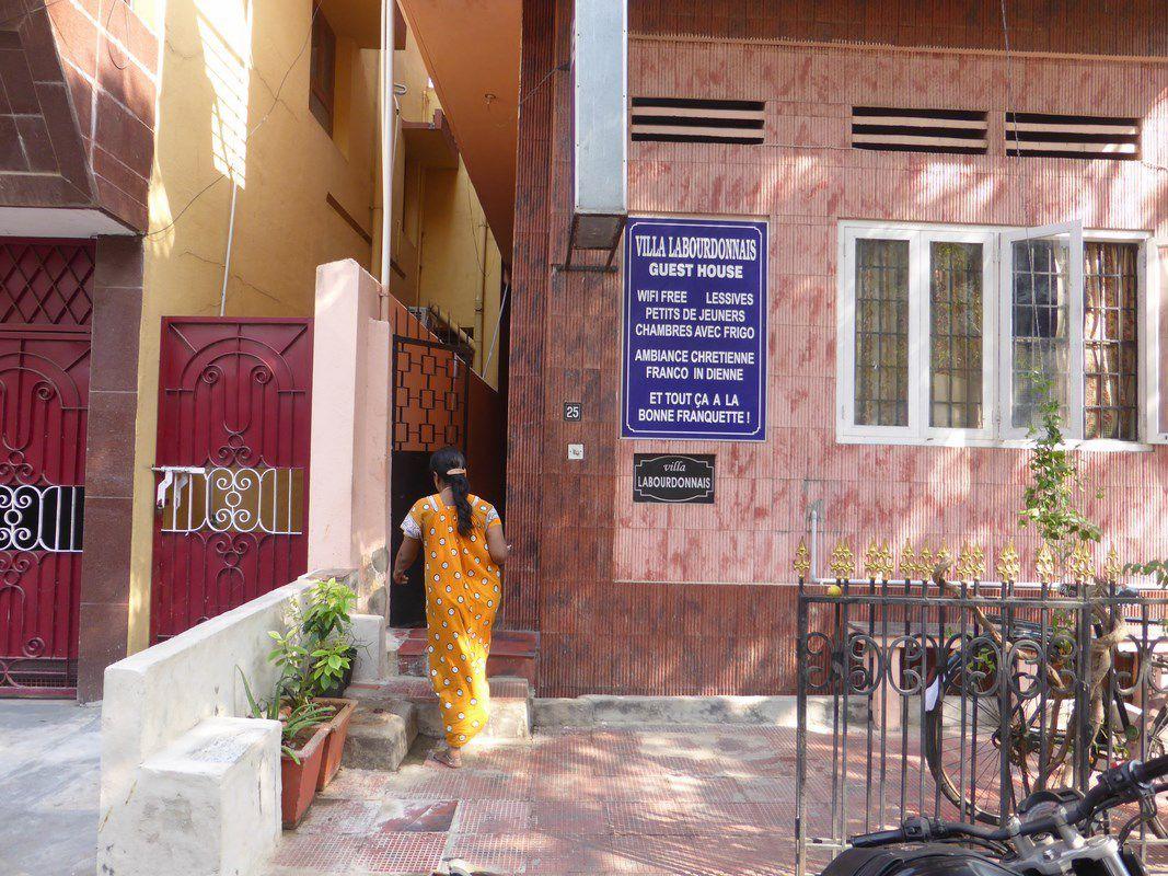 Lundi 8 janvier 2018 – J19 – Puducherry (Pondichéry)