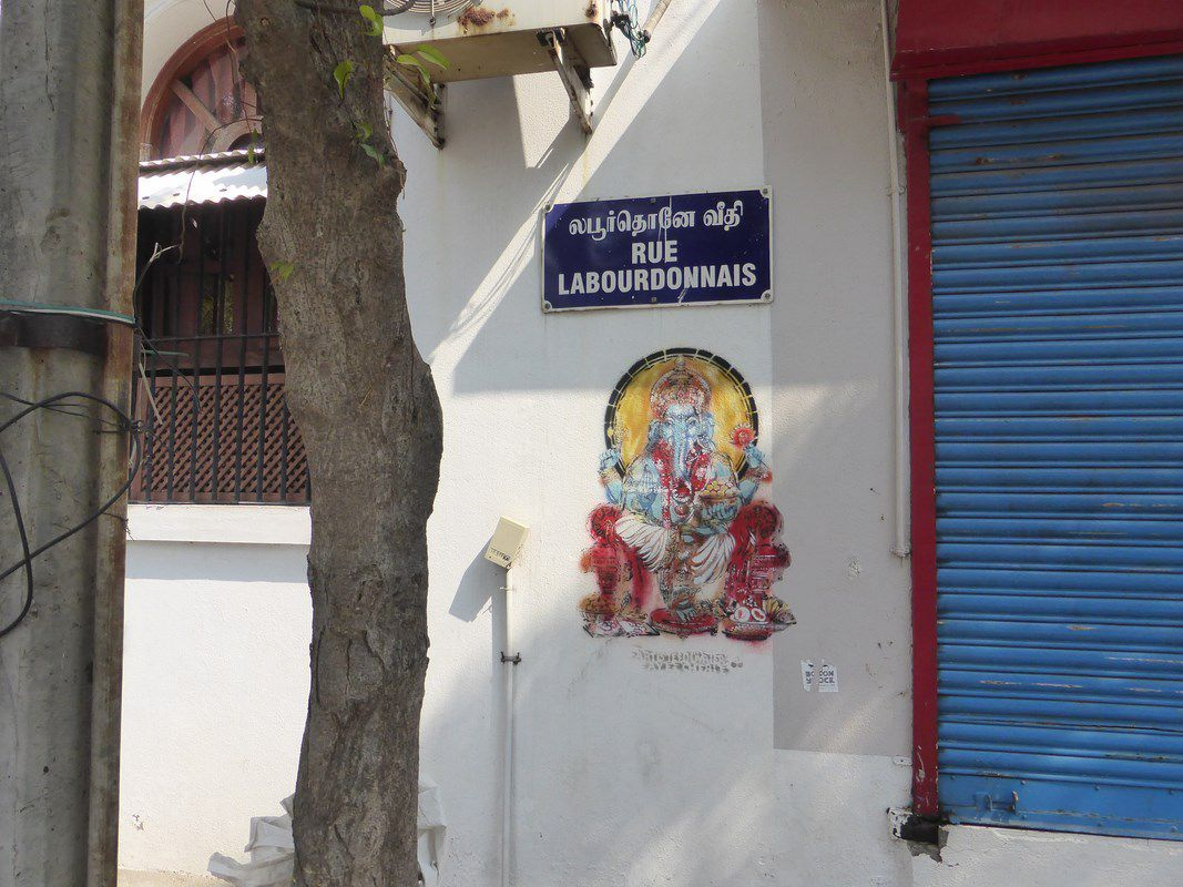J19 - Pondichéry