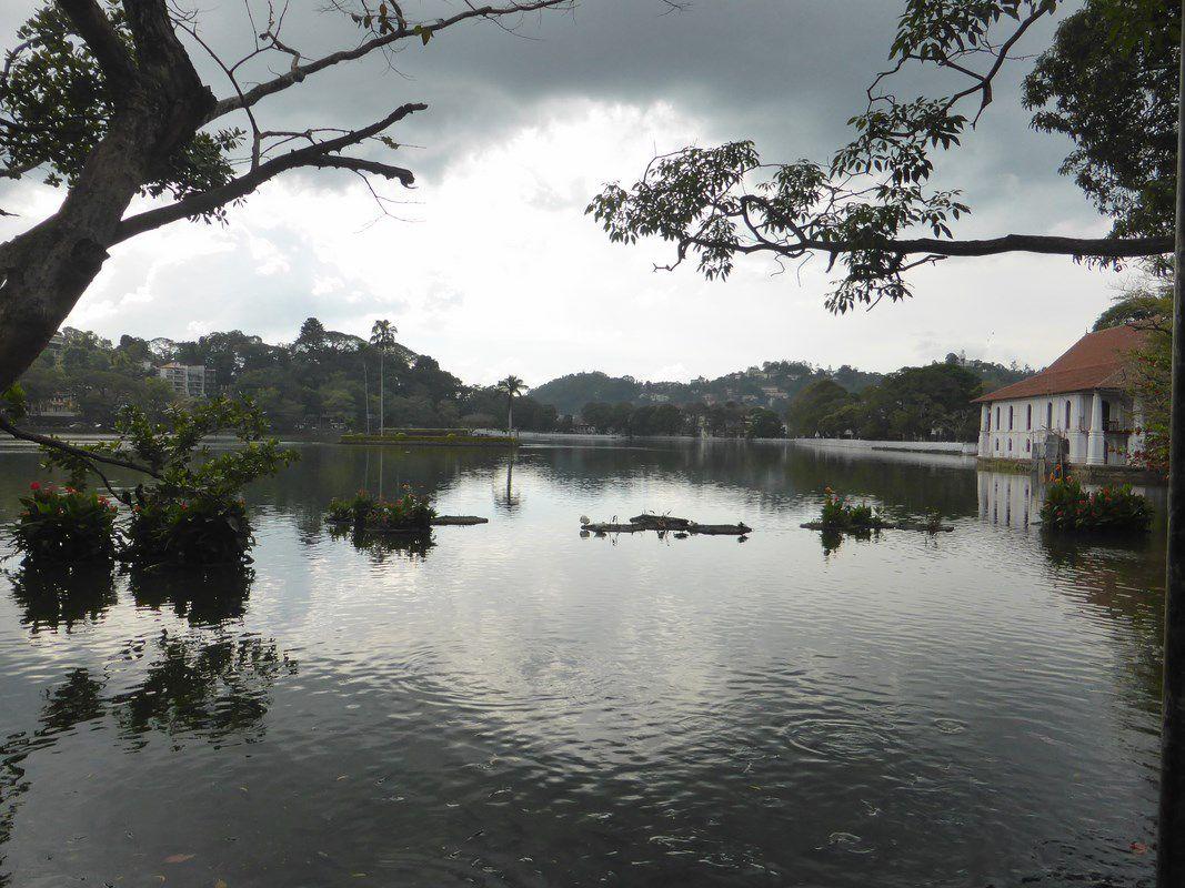 Vendredi 12 janvier 2018 – J23 -  Kandy