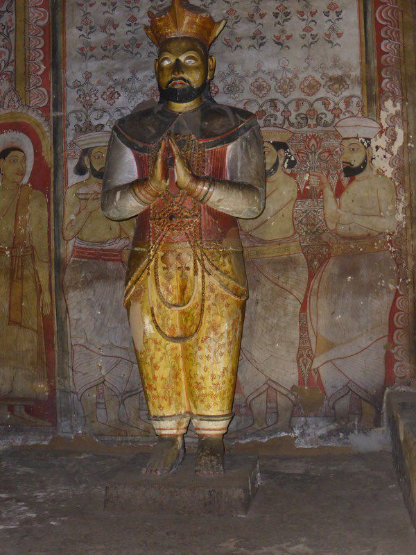 Lundi 15 janvier 2018 – J26 – Polonnaruwa