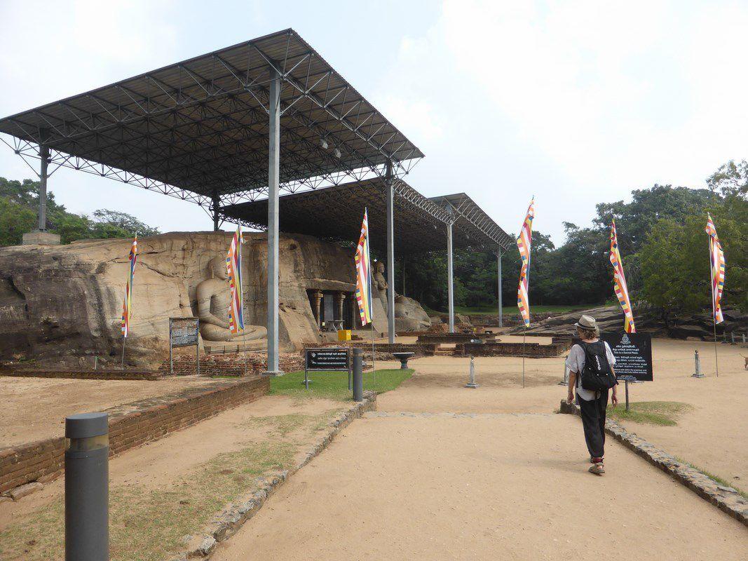 Mardi 16 janvier 2018 – J27 – Polonnaruwa
