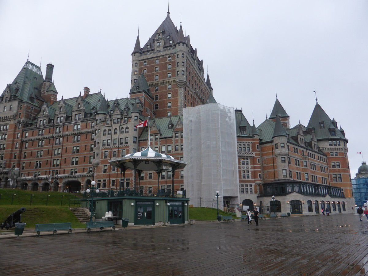 Mercredi 29 août 2018 - Québec