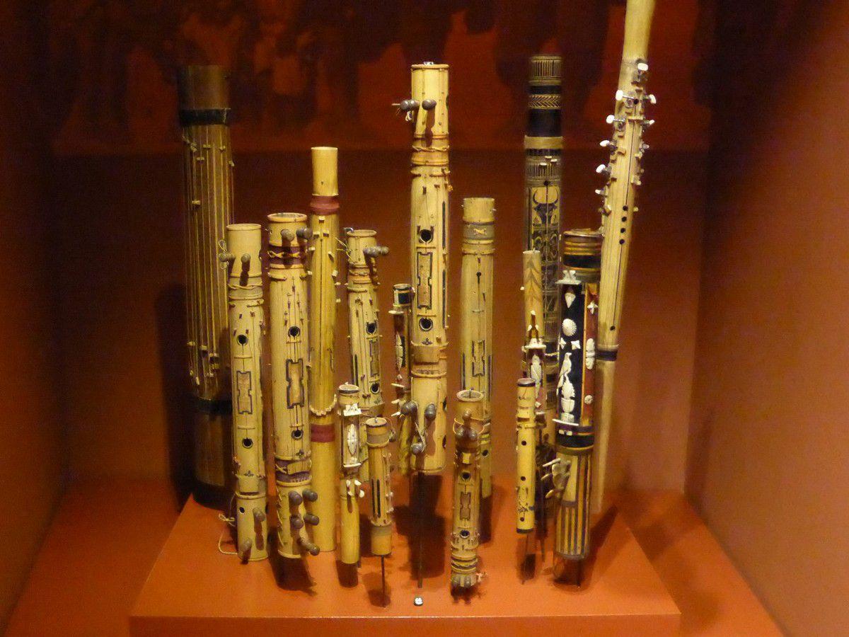 Mardi 8 janvier 2019 - J22 - Hell Bourg  et son Musée des Instruments de Musique