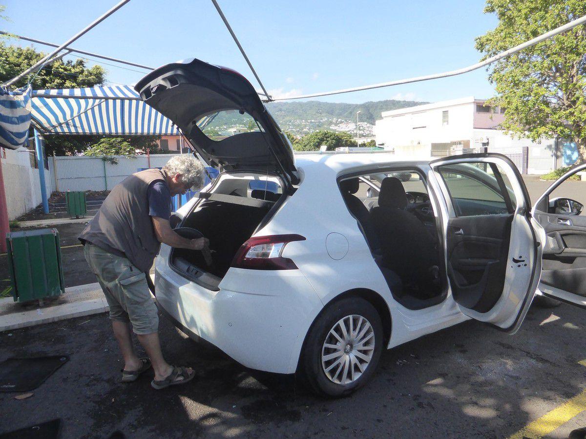 Jeudi 10 janvier 2019 - J25 - Dernier (!!!) tour de piste à la Réunion