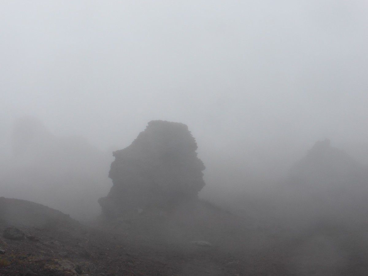 J21 - La Fournaise sous la pluie