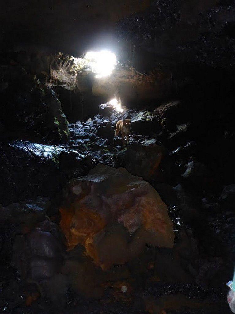 J20 - Les tunnels de lave