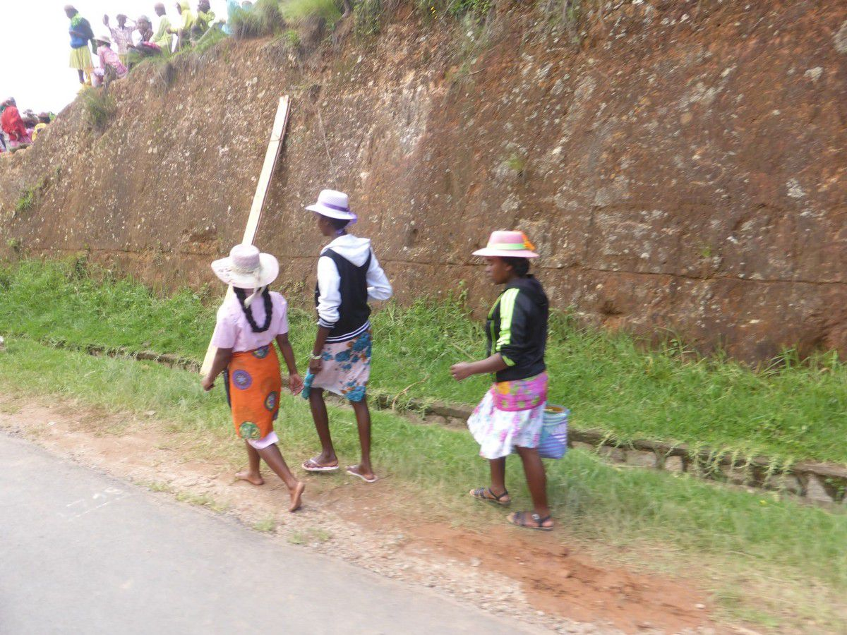 Lundi 16 janvier 2019 - J29 - Fianarantsoa