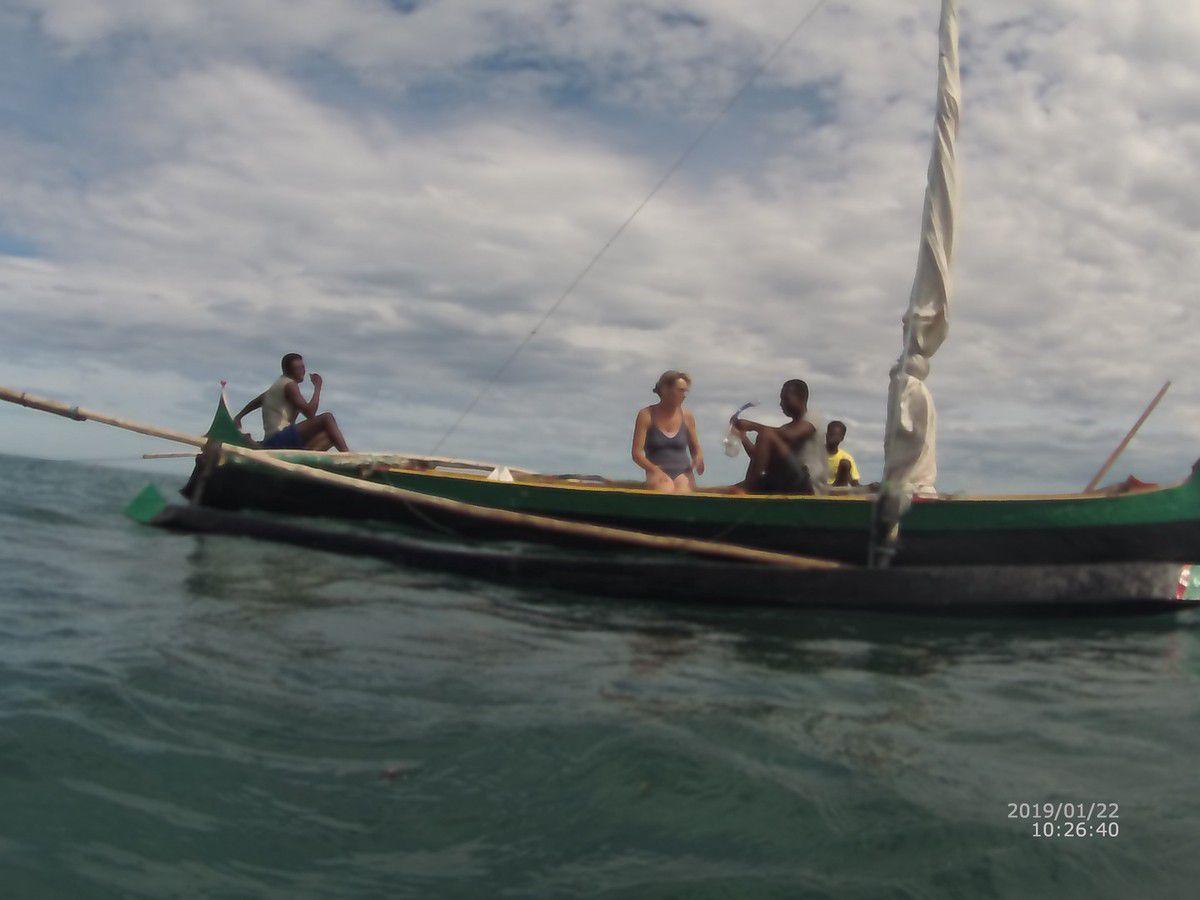 Mardi 22 janvier 2019 - J37 - Sortie snorkeling à Ifaty