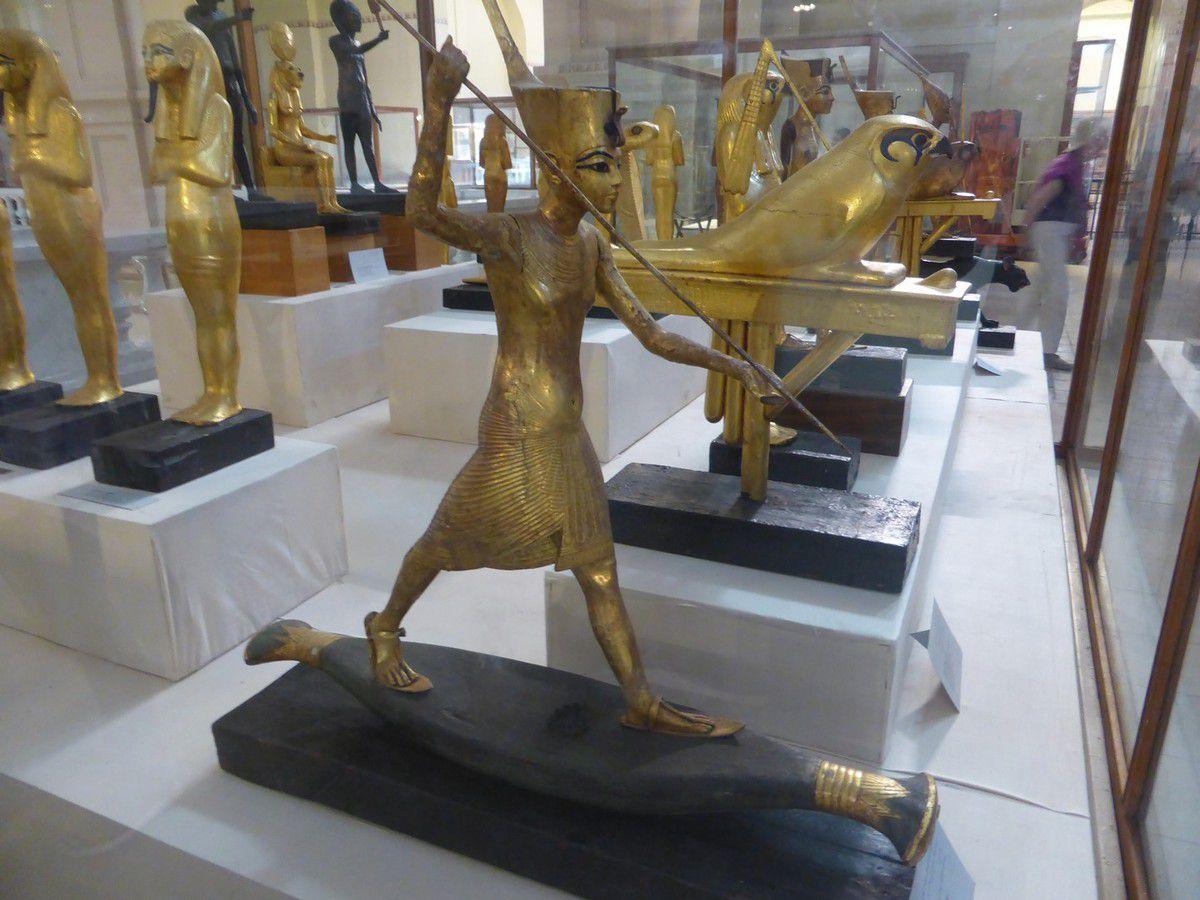 Vendredi 12 avril 2019 - J3 - Le Caire (dit Cairo ...)