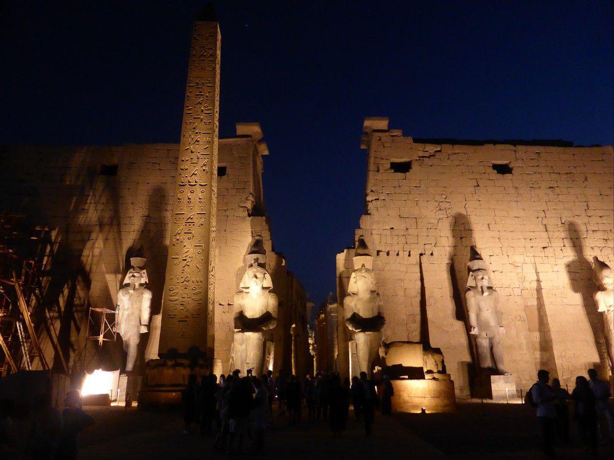 Samedi 13 avril 2019 - J4 - Luxor
