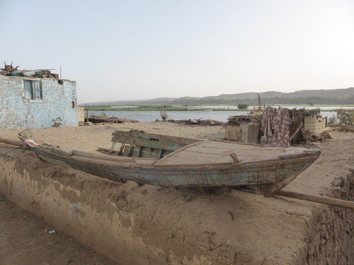 Mardi 16 avril 2019 - J7 - A bord de l'Anubis ... sur une île en pleine nature !