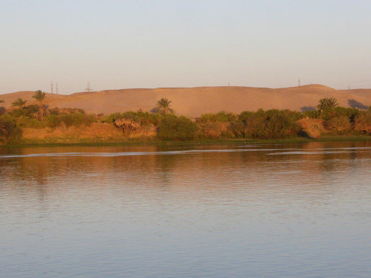 Jeudi 18 avril 2019 - J9 - Kom Ombo, sur le Nil ...