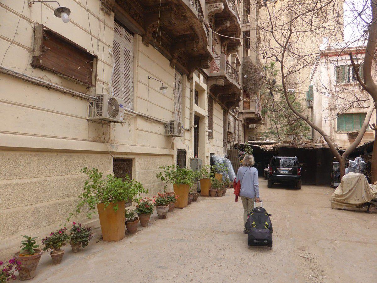 Jeudi 25 avril 2019 - J16 - Le Caire
