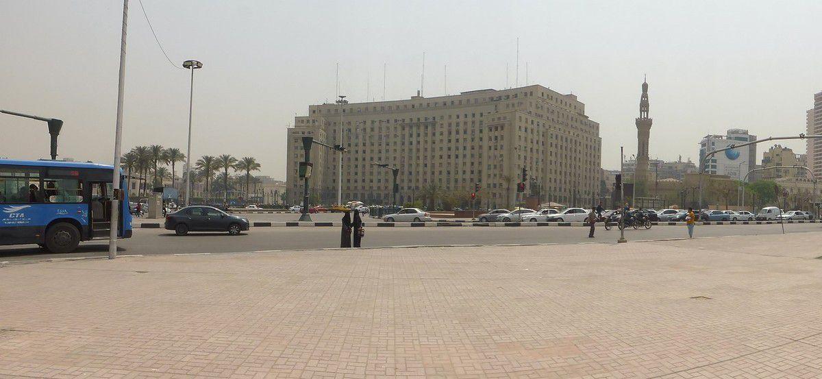 Dimanche 28 avril 2019 - J19 - Le (Vieux) Caire