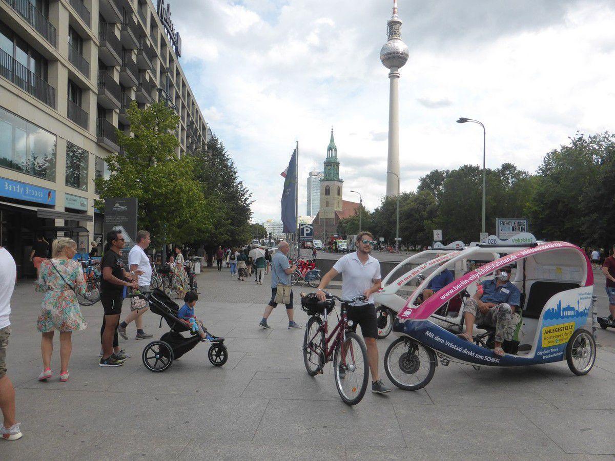 J4 - Samedi 10 août 2019 - Ach Berlin !