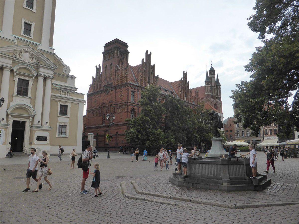 J6 - Lundi 12 août 2019 - La Pologne