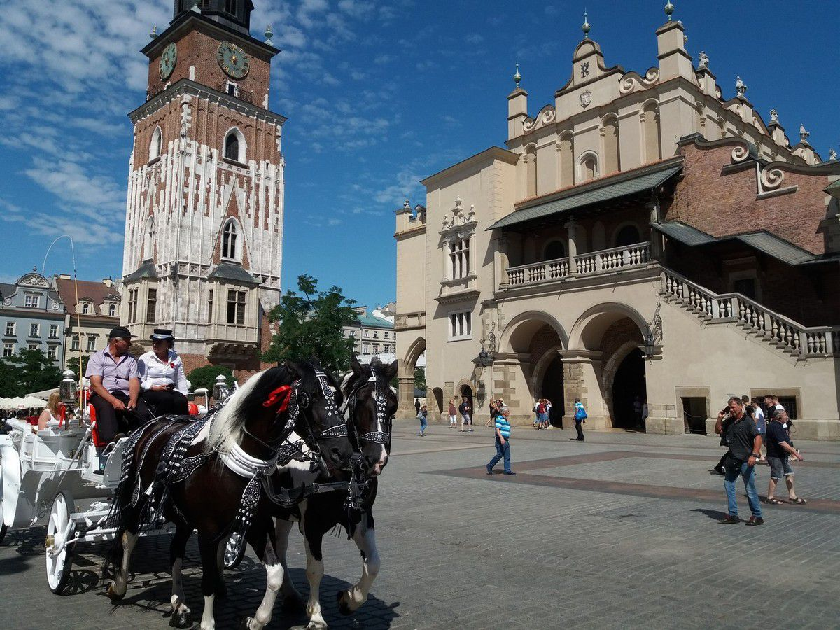 J13 - Lundi 19 août 2019 - Cracovie