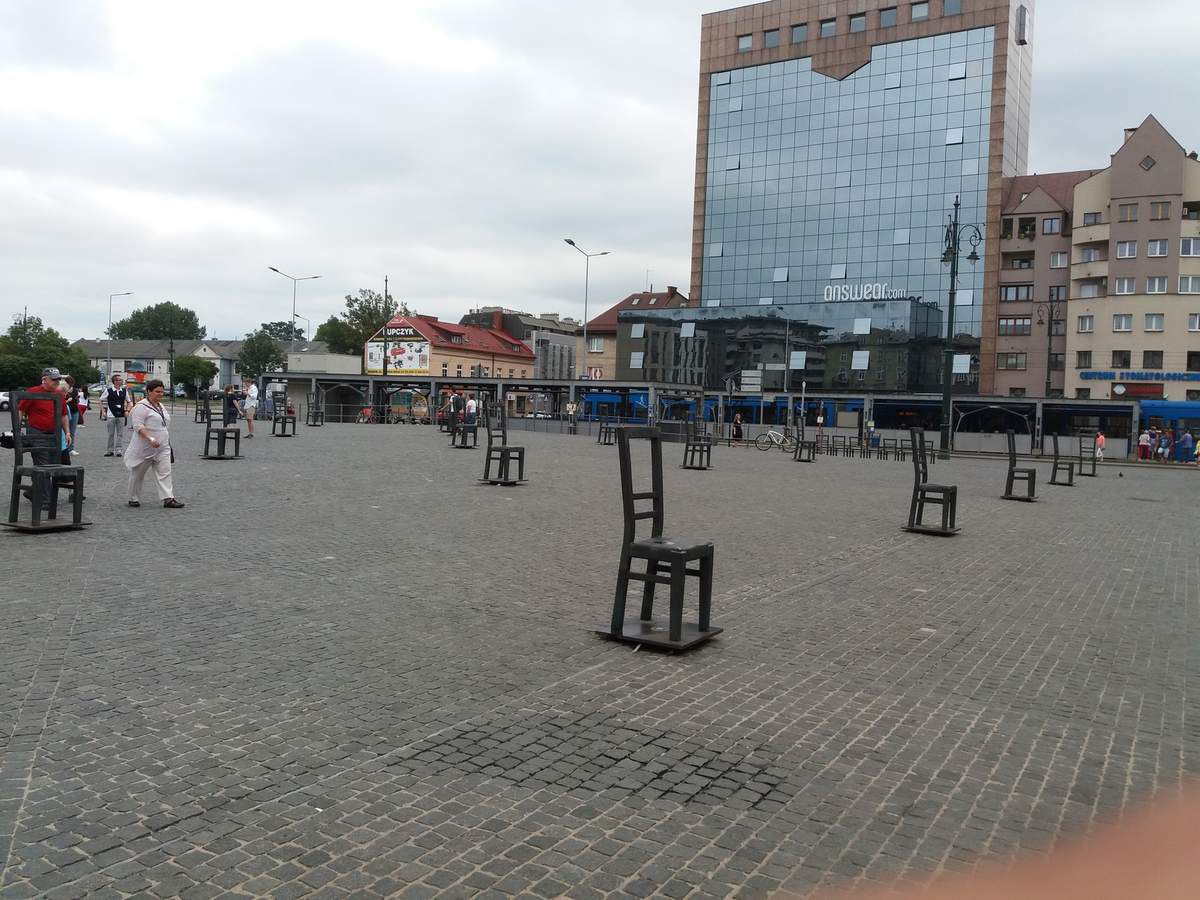 J14 - Mardi 20 août 2019 - Cracovie