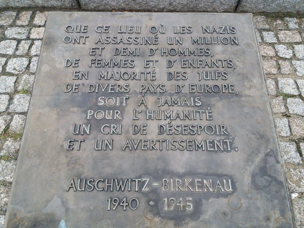 J15 - Mercredi 21 août 2019 - Birkenau