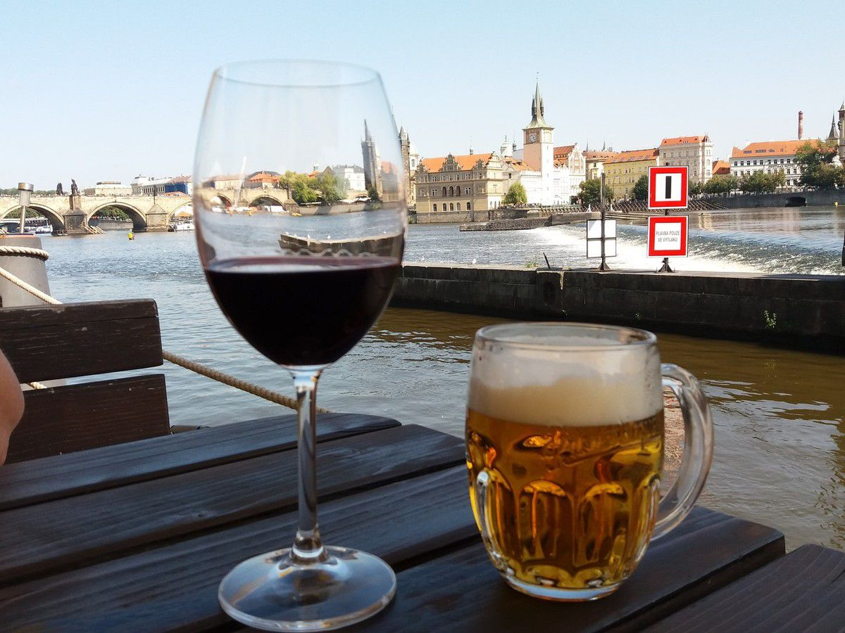 J17 - Vendredi 23 août 2019 - Prague, again ...
