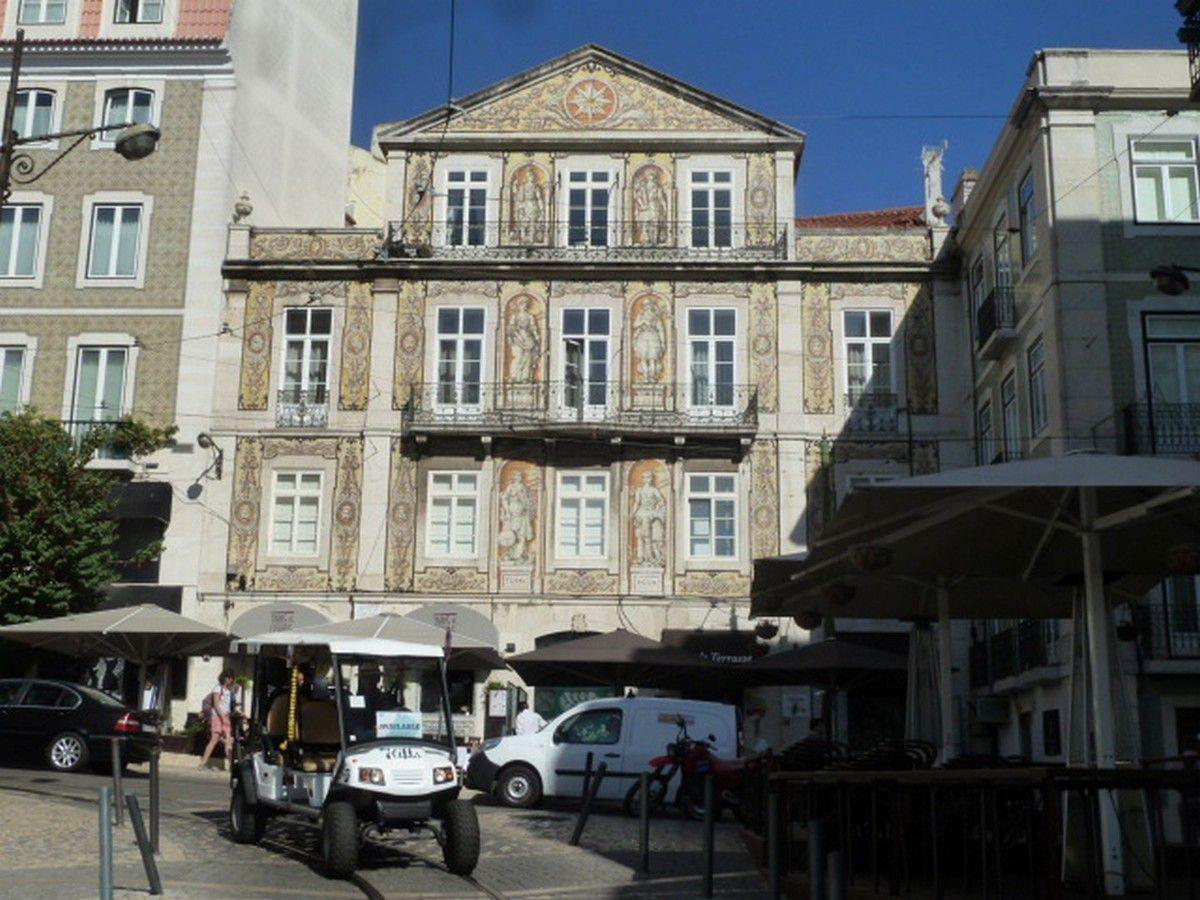 Jeudi 26 septembre 2019 - J4 - Les quartiers de Chiado et Bario Alto