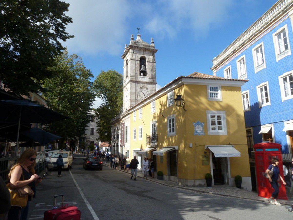 J3 - Sintra - La Côte Atlantique - Cascaïs - Soirée Fado