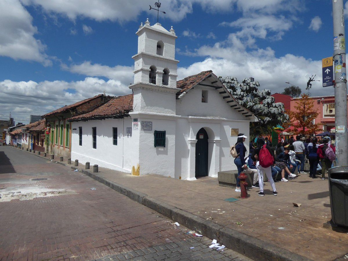 J2 - Vendredi 20 décembre 2020 - Bogota
