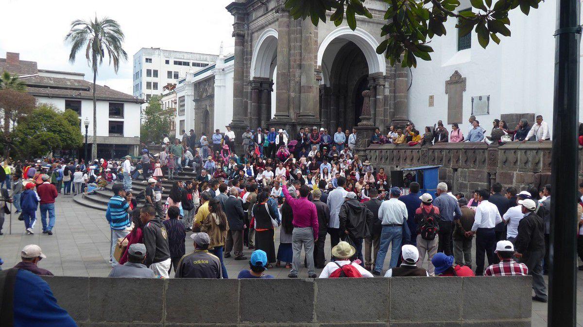 J11 - Dimanche 29 décembre 2019 - Quito