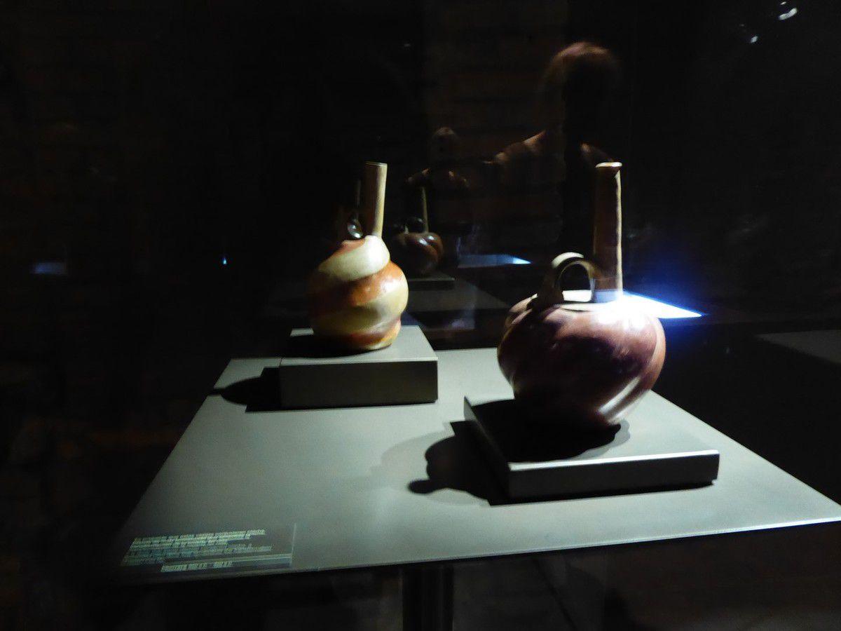 J12 - Lundi 30 décembre 2019 - Quito, le musée d'art précolombien
