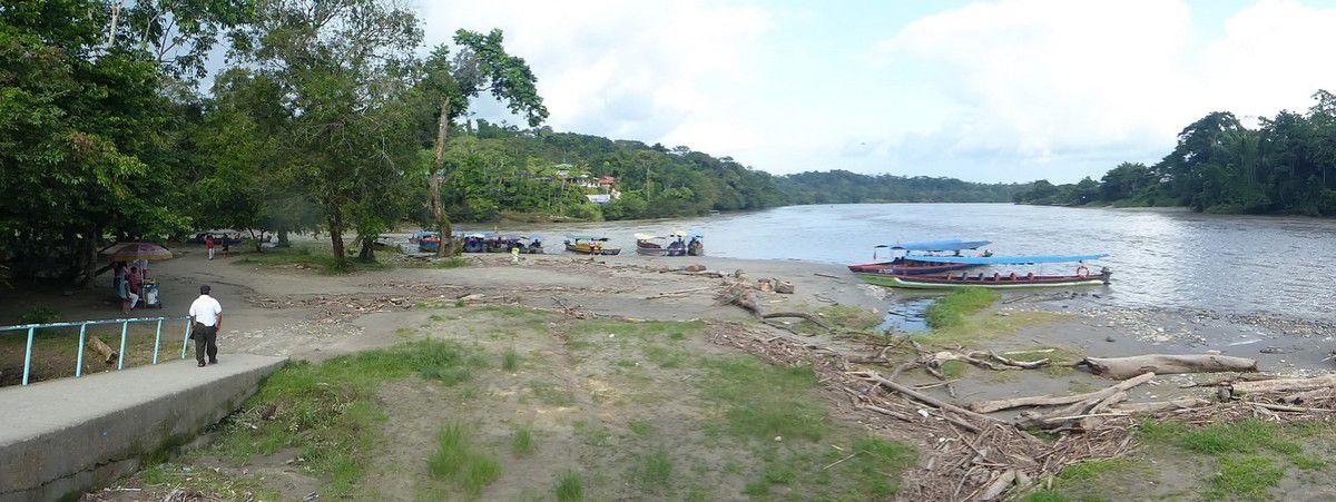 J15 - Jeudi 2 Janvier 2020 - Puerto Misahualli