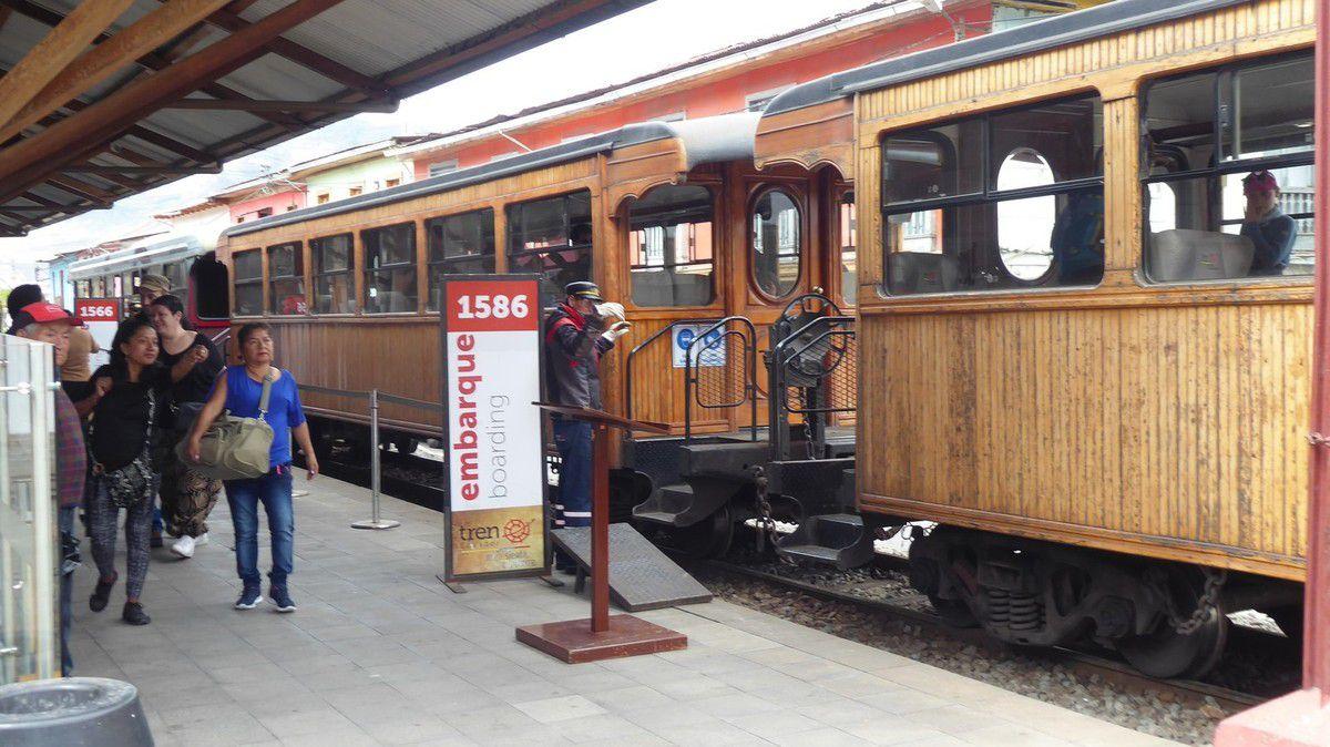 J18 - Dimanche 5 janvier 2020 - El tren de la Nariz del Diablo